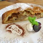 森のアルム - ドルチェ:リンゴのタルト