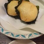 山芋の多い料理店 - 山芋のふわふわ揚げ