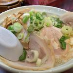 なりたけ TOKYO - チャーシュー麺