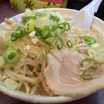 なりたけ TOKYO - しょうゆもやし拉麺