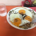 白龍 - 今治焼豚玉子飯・中