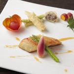 ケンゾーエステイトワイナリー - 銀鱈西京味噌焼き ¥2,300-
