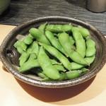 新潟 日本橋 - 枝豆