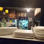食楽茶屋 舎利蔵 - 調理場