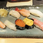 新潟 日本橋 - 握り寿司