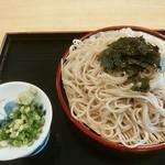 七味 - ざるそば(大)
