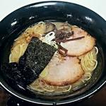 麺屋おか田 - 【豚骨ラーメン】¥750