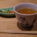 杜若 - (2016/8)焙じ茶