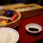 杜若 - 一汁六菜御膳¥1,800-