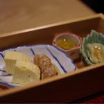 杜若 - 副菜