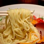 タンメン でこ - 冷たい麺リフト