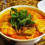 馬来風光美食 - カレーラーメン
