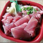 大漁丼家 - まぐろの三種盛り丼