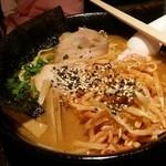 熱海餃子 濱よし - うま辛味噌ラーメン