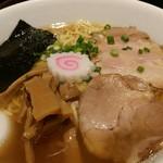 熱海餃子 濱よし - 懐かしのラーメン(醤油味)