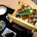 深川本店 - 料理写真:うな寿しのせいろ蒸し