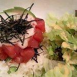 横濱茶房 つくしんぼ - まぐろとアボカドのカフェご飯的なもの