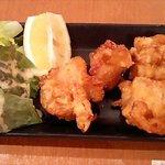 横濱茶房 つくしんぼ - 鶏のから揚げ