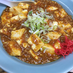 56201173 - 麻婆豆腐定食 750円