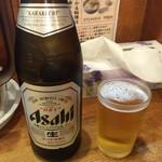 56201177 - 瓶ビール♪