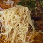 一丸 - 台湾ラーメン・スパイシー(麺)