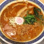 舎鈴 - 坦々麺 590円