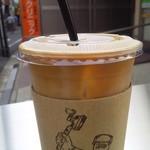 アイアンコーヒー - アイスカフェラテ