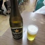 56203219 - 瓶ビール 550円