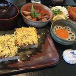 56203551 - 岩国寿司定食