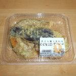 ニュー・クイック - 天ぷら盛り合わせ