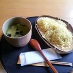 和のみ - グリーンカレーつけ麺