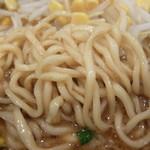 ど・みそ - 麺(浅草開化楼)