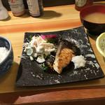 うしお - ブリ照焼定食(1000円)