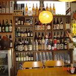 柿の里 - 鹿児島の芋焼酎の珍品もラインナップ
