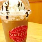 シアトルズベストコーヒー - アイスチョコレート♪