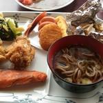 お刺身 瑠玖 - この日の料理