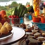 地中海料理「オーシャン ダイニング」 -