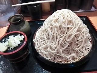 そば処 大番 テレビ塔本店 - もり¥400+大盛¥200