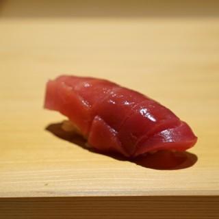 こま田 - 料理写真:中トロ