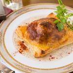 bistro & cafe La ChouChou - パイ包み焼き