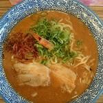 長尾 - 料理写真:えび味噌ラーメン