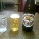 ひら井 - 瓶ビール:580円
