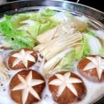 56218771 - 鯛の柚子塩しゃぶ鍋