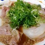 来来亭 茨木中河原店 - 料理写真:チャーシュー麺¥770(税別)