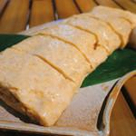 恵比寿 箸庵 - 蕎麦屋のだし巻き玉子