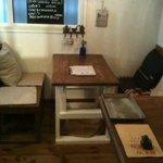 スノー グース - テーブルやクッションなど手作りのかわいい小物がたくさん!