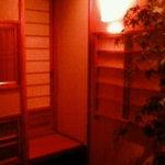 游玄亭 西麻布本館 - 個室入口