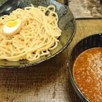 56221230 - 裏竹虎つけ麺 辛口(大盛)