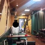白鳥 - 昭和な店内