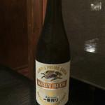 56221558 - 飲み放題の瓶ビール